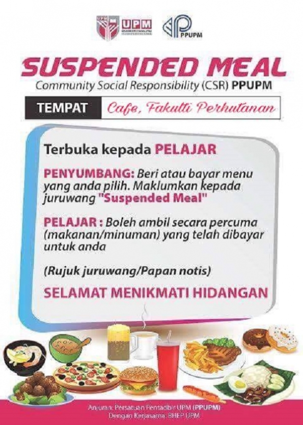 SUSPENDED MEAL FORESTRY