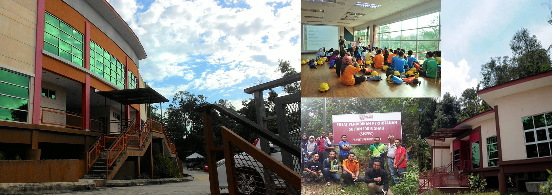 Sultan Idris Shah Forestry Education Centre (SISFEC)